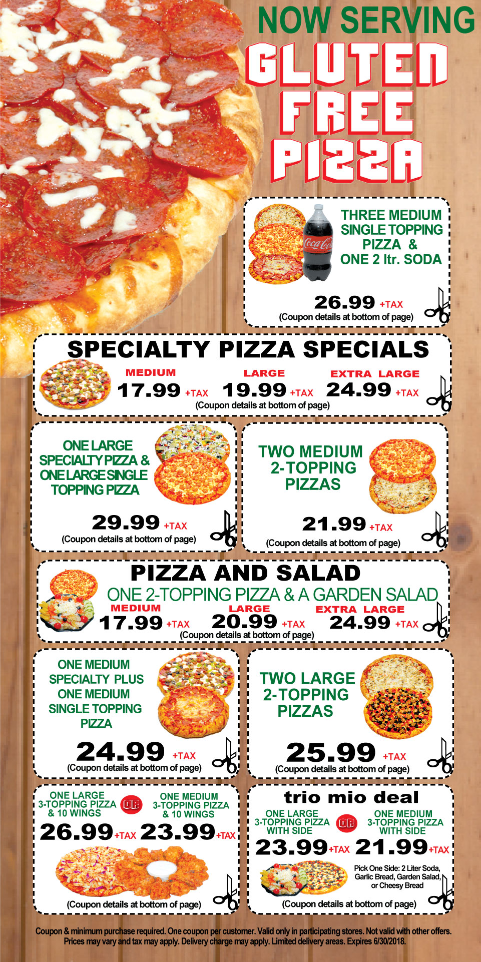 via-mia-pizza-camden-coupons-2018